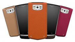 Vertu Constellation Foto Vertu - Vertu Constellation: Neues Luxus-Smartphone aus britischer Manufaktur