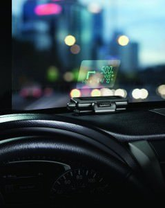 Garmin Head up Display - HUD