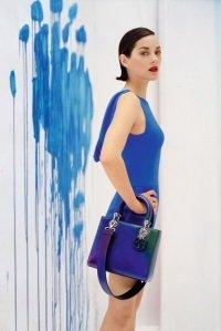 lady dior marion cotillard Foto Dior - Marion Cotillard in neuer Kampagne für Lady Dior