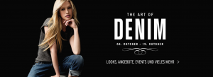 The Art of Denim Ausstellung Designer Outlet Berlin