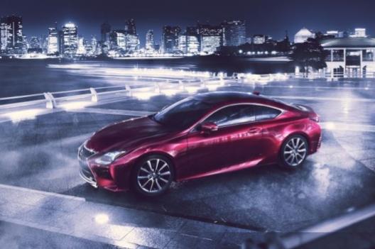 Bildschirmfoto 2013 11 16 um 19.46.41 - Lexus stellt den neuen Sport-Coupe vor