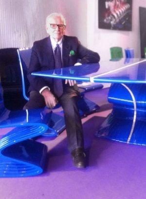 Pierre Cardin by wikimedia Copy user - Pierre Cardin: Haute Couture wie und wann der Designer es möchte