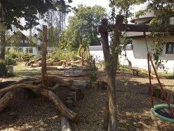 Spielplatz by wikimedia BeHcEtSaLgln - Luxus-Kitas auf dem Vormarsch
