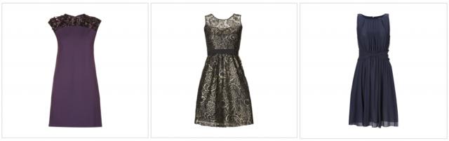 Weihnachten Outfit Kleid Damen