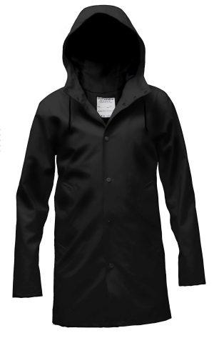 arholma black coat - Exklusive Regenmäntel von Stutterheim
