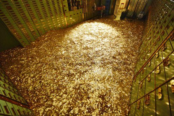historischer Safe Foto JamesEdition com - Wie wäre es mit einem historischen Safe samt 8 Millionen Münzen?