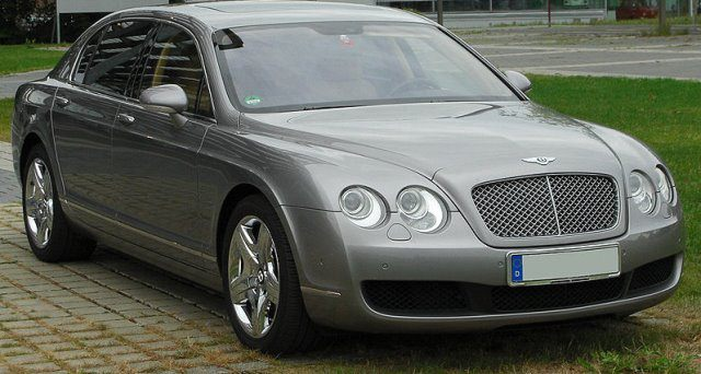 Bentley by wikimedia S 400 Hybrid - Ein neuer Bentley für Kate und William