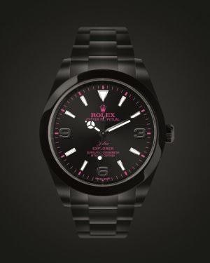 Blaken - Blaken: Uhr mit individueller Gravur veredeln