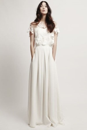 Bridal Couture Kollektion Foto Kaviar GaucheCathleen Wolf - Bridal Couture Kollektion 2014 von Kaviar Gauche