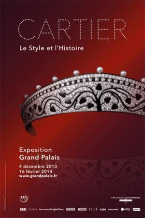 "Cartier. Style and History Quelle Cartier - ""Cartier. Style and History"": Umfangreiche Ausstellung im Pariser Grand Palais"