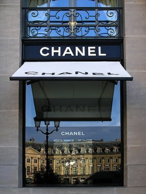 "Chanel by wikimedia Eric Pouhier - Die ""Métiers d'Arts""-Show von Chanel in Dallas"