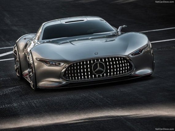Mercedes Vision GT Foto jamesedition com - Mercedes Vision GT: Supersportwagen aus Videospiel wird Realität
