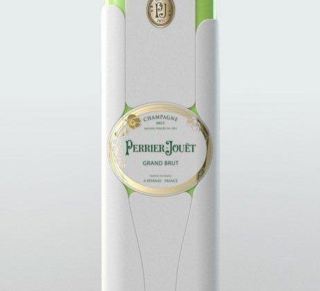 Perrier Jouet Champagner Grand Brut INBLOOM FRESH BOX