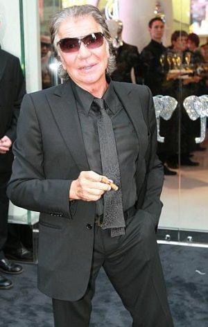Roberto Cavalli by wikimedia Ed Kavishe - Just Cavalli: Store-Eröffnung in New York
