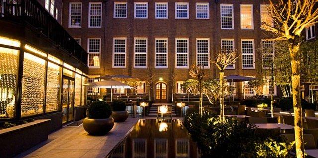 The Grand Amsterdam Foto sofitel Legend thegrand com - The Grand Amsterdam: Luxushotel mit zeitgemäßem Service