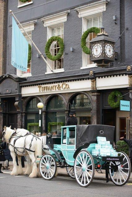 Tiffany Kutsche London