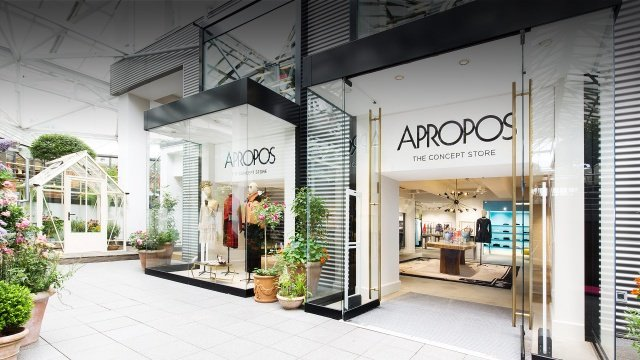 apropos concept store koeln cologne - Apropos: Fast schon legendärer Concept Store in Köln