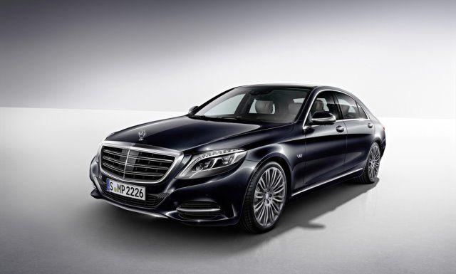13C1105 01 - Neuer Mercedes S600: Ein Mythos wird zeitgemäß wiederbelebt