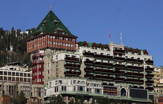 Badrutts Palace Hotel cc by wikimedia Roland Zumbühl - Nobu im Badrutt's Palace Hotel St. Moritz