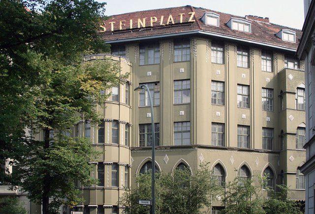 Hotel am Steinplatz cc by wikimedia Matti Blume - Berlin: Die Rückkehr des legendären Hotels am Steinplatz