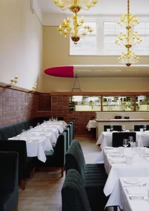Pauly Saal Foto paulysaal com - Restaurant Pauly Saal: Wo Berlins Kunstelite feiert