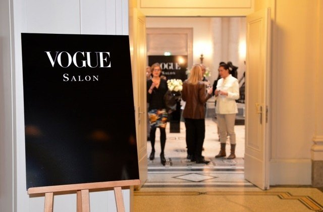 VOGUE Salon Foto Condé Nast - Berlin Fashion Week: Vogue Salon 2014
