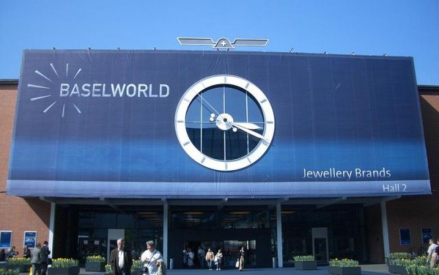 Baselworld cc by wikimedia Wladyslaw - Baselworld 2014: Der Countdown läuft