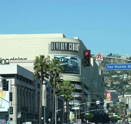 Beverly Center cc by wikimedia, ChildofMidnight