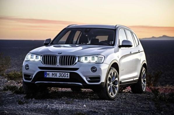 Bildschirmfoto 2014 02 09 um 13.18.08 - Den neue X3 von BMW