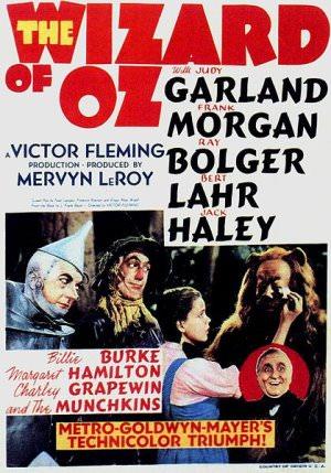 """Der Zauberer von Oz Quelle Wikimedia - Oscars 2014: Besondere Ehrung für """"Der Zauberer von Oz"""""""