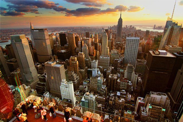 New York by wikimedia Jerry Ferguson - Shout-Outs: Die Blogger-Woche