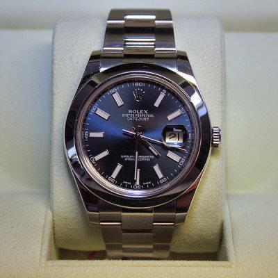 Rolex cc by wikimedia Exkalibrator - Blome Uhren: Vom Luxusgeschäft auf der Kö zur Onlinemarke