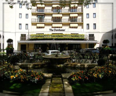 The Dorchester cc by wikimedia Oxyman - London: Restaurant China Tang im Luxushotel The Dorchester