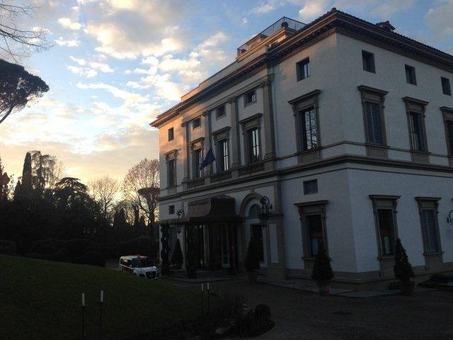 Grand Hotel Villa Cora Florenz