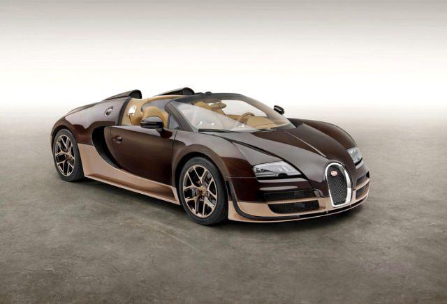 Bugatti Veyron Rembrandt Foto Bugatti - Bugatti Veyron Rembrandt: Neues Sondermodell aus der Legenden-Reihe