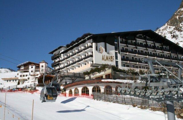 Hotel Almhof Galtüra