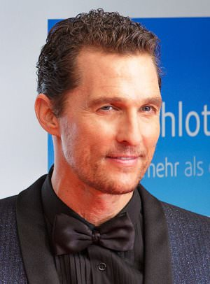 "Matthew McConaughey cc by wikimedia Avda - Matthew McConaughey versteigert Hut aus ""Dallas Buyers Club"""