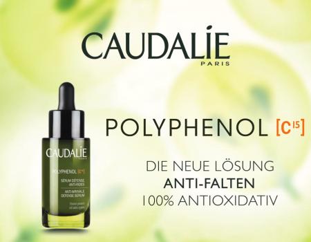 Claudalie Antifalten Polyphenol C155
