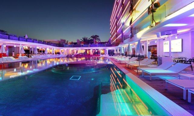 Ushuaia Beach Hotel in Ibiza