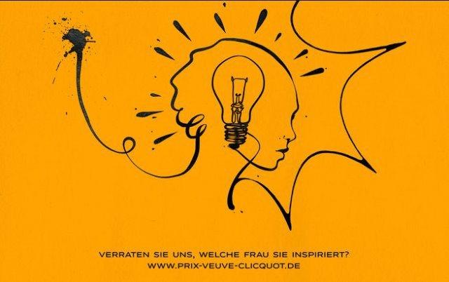 Women of Inspiration Foto Veuve Clicquot - Women of Inspiration Award 2014 von Veuve Clicquot: Vorschläge einreichen