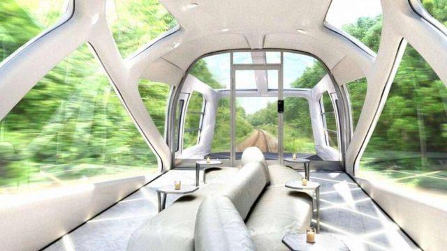 LuxusZug Japan Foto East Japan Railway Company - Japan: Pläne für einen hochmodernen Luxuszug