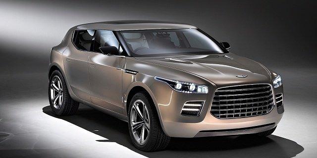 Aston Martin Lagonda - Aston Martin Lagonda: Kehrt die Legende bald zurück?
