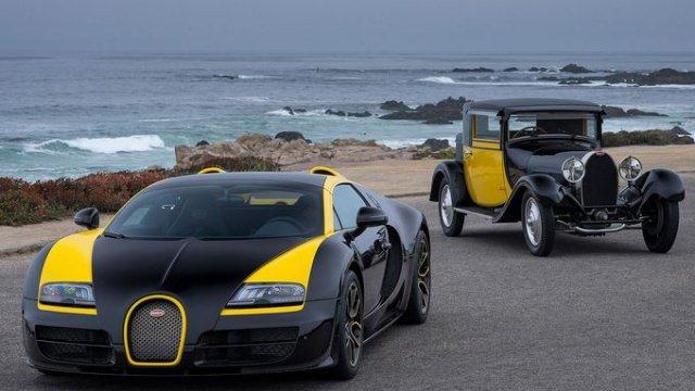 Bugatti Veyron 16.4 Grand Sport Vitesse 1 of 1 Foto Bugatti - Bugatti Veyron 16.4 Grand Sport Vitesse 1 of 1: Die wohl letzte Luxus-Sonderanfertigung