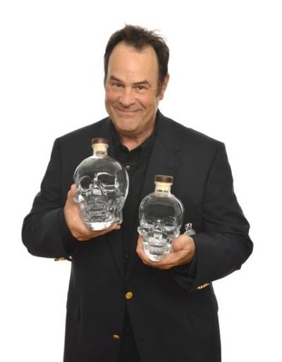 Dan Aykroyd Crystal Head - Dan Aykroyd präsentiert seinen Crystal Head Vodka in Deutschland