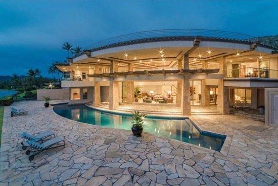 Villa Hawaii Foto Prudential - Preisgekrönte Villa auf Hawaii steht zum Verkauf
