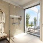 "LIM 7Pines Apartment Badezimmer 150x150 - Escape to Paradise – Neues Luxusresort ""7 Pines"" auf Ibiza"