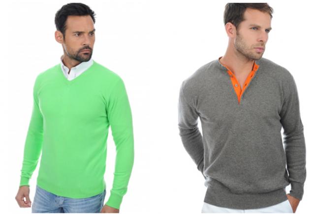 mahogany cashmere herren pullover 640x436 - Mahogany Cashmere mit frischen Designs für die kommende Saison
