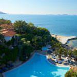 hotel eagles palace halkidiki pool beach 150x150 - Die exklusivsten Luxushotels Griechenlands