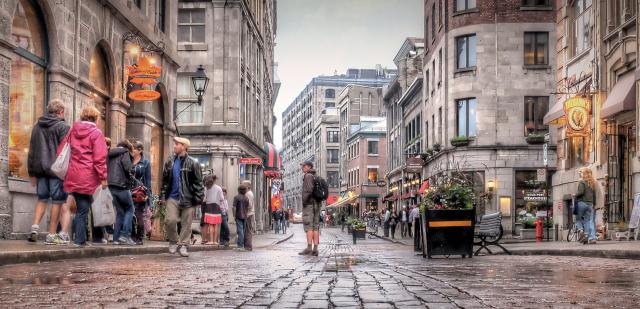 montreal - Die schönsten Reiseziele Kanadas