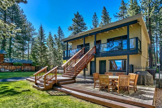 4. Lake Tahoe cEngel Völkers 640x426 - Luxus-Immobilien - die 10 luxuriösesten Ski-Destinationen in den USA & Kanada